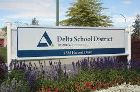 Delta School District, tỉnh bang British Columbia, Canada.
